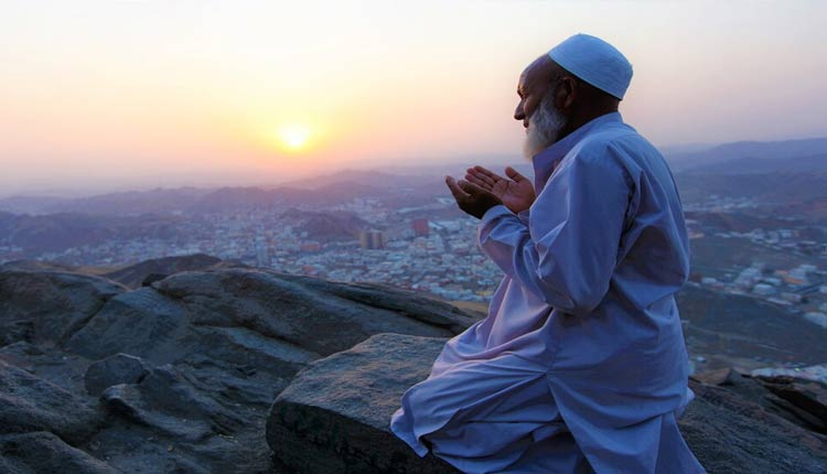 the spirit of prayer inzaar